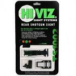 Целик Double Dot Rear Sight, HiViz