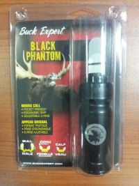 Манок на лося Black Phantom, Buck Expert (Канада)