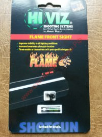 Мушка Flame Sight зеленая, HiViz, FL2005-G